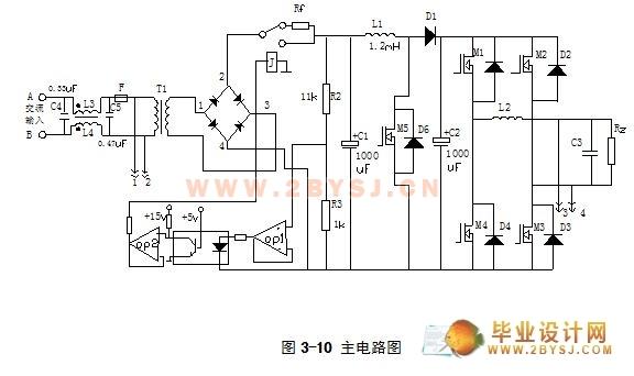 2 pwm型逆变电路的控制方式 8 2.2.1 异步调制 8 2.2.2 同步调制 9 2.