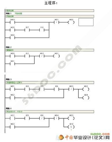 plc的i/o接线图及其地址分配&nbsp