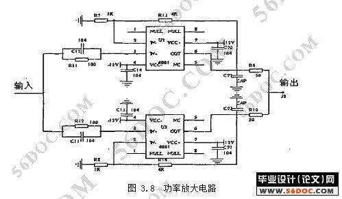 dds信号发生器模块电路
