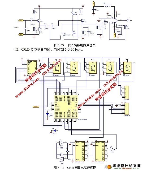 高频电路实训装置设计(附程序,电路原理图)|电子|电子