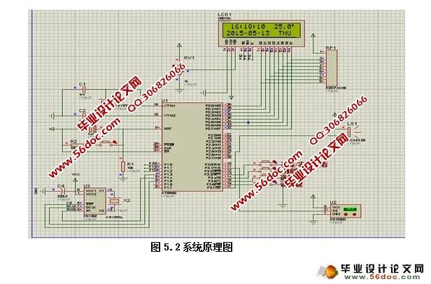 本文介绍了基于at89s52单片机的多功能电子万年历的硬件结构和软图片