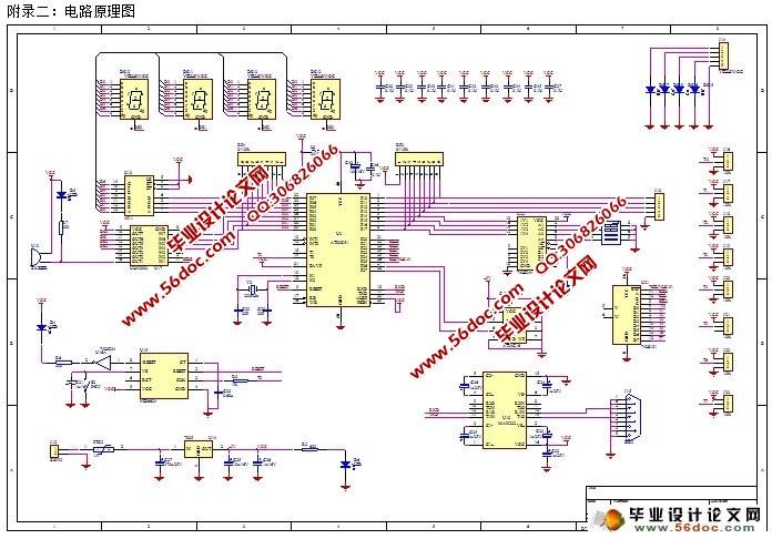 基于ds18b20的多点温度检测系统设计