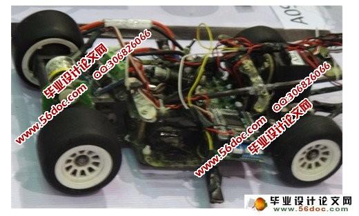 车系统设计(cad,程序,电路
