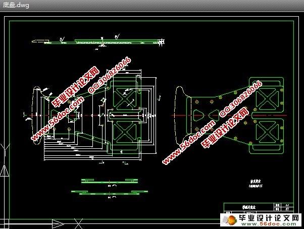 智能车系统设计(cad