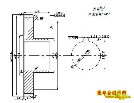 数控车床主传动机设计|机械毕业设计