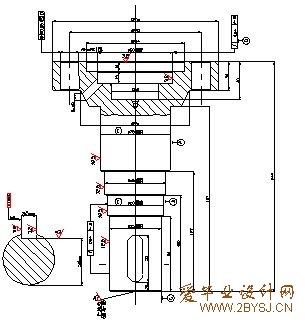 设计输出负载电路图