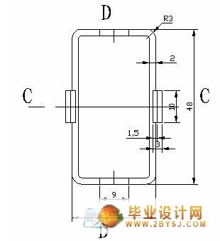 塑料电话接线盒注射模设计(论文)