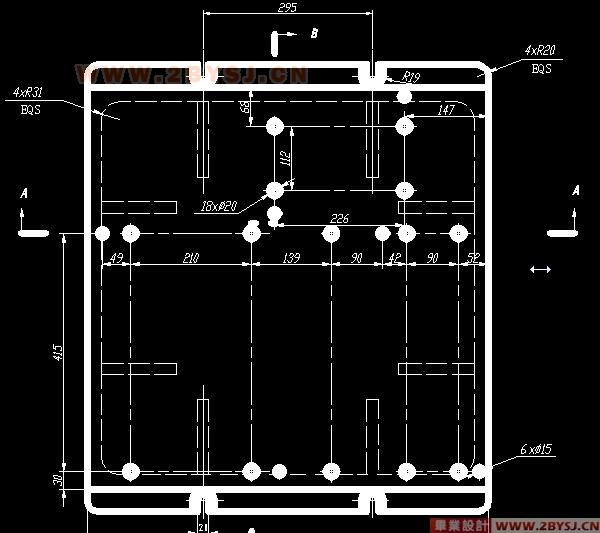 摘要:为保证ZH1105W柴油机齿轮室盖孔加工及保证相应的位置精度,设计一台钻镗组合机床。在完成三图一卡的基础上,完成夹具设计。 根据ZH1105W柴油机齿轮室盖的工序图分析其精度、表面粗糙度、技术要求、加工部位尺寸、形状结构、材料硬度、工件刚性及零件的批量的大小不同,确定被加工零件工艺方法和工艺过程,确定该组合机床的总体设计方案;考虑该零件表面结构的不规则性但有较高精度的孔需要加工,定位基准选择一面双孔是最佳的方法。选择通用导套,保证零件上孔的位置精度。选用液压滑台来保证所需要的进给力。动力箱和机