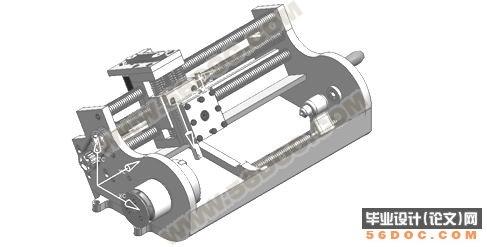 数控车床进给系统的设计 CAD图纸 答辩PPT