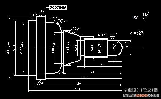 轴类零件数控车削工艺设计及编程_数控零件的加工(西门子802s图片下载