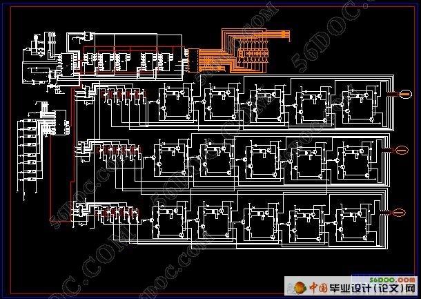 数控立式钻铣床主运动及控制系统设计