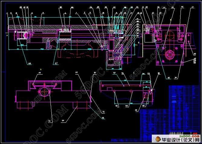 经济型中档精度数控车床横向进给系统设计