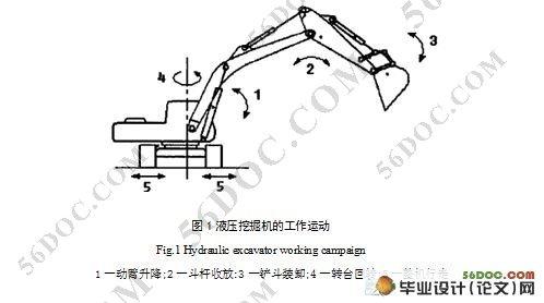 挖掘机液压图如何看_挖掘机液压系统原理图图片