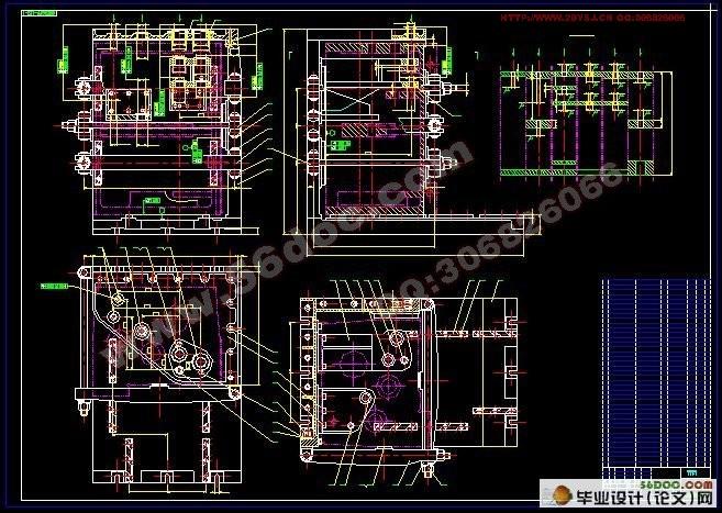 ca6150车床主轴箱箱体工装工艺及夹具设计