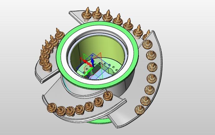 机械毕业设计 >> 首页    采煤机滚筒的设计(含cad零件装配图