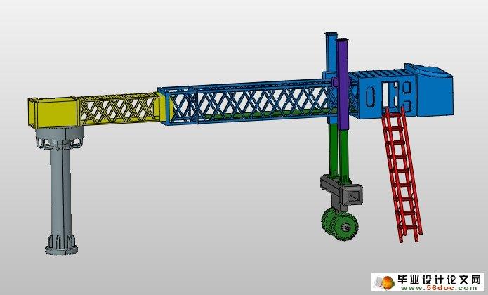 顶杆,液压升降柱,焊接钢体设计中,运用已掌握的液压结构原理知识,机械