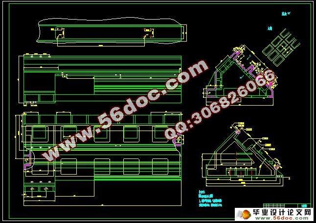 半闭环数控车床总体设计