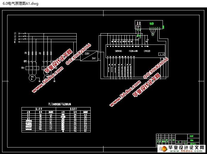 control: Automatic clamp. 设计内容 文主要是通过应用机床设计的一般方法对传统钻床的机构和控制系统进行设计及改进。研究的主要内容是普通台式钻床传动系统的改进、进给系统的设计、进给系统液压缸的设计和PLC控制系统的设计等四个方面。其中重点在于进给系统、进给系统液压缸和PLC控制系统的设计。进给系统设计主要是解决主轴高速旋转与轴向进给两个自由度的实现;进给系统液压缸设计包括液压缸的设计、液压缸与主轴的配合和液压缸油路控制; PLC控制系统的设计主要是通过应用PLC控制程序来实现对液压油