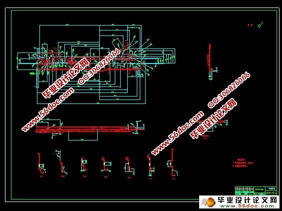 汽车驾驶座椅滑槽的计算机建模及分析