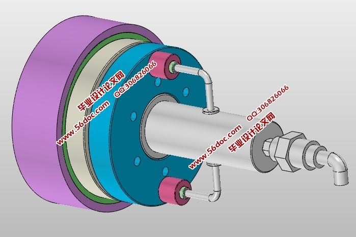 图纸9张,SolidWorks三维图) 离合器的主要功用是切断和实现发动机与传动系平顺的接合,确保汽车平稳起步;在换挡时将发动机与传动系分离,减少变速器中换档齿轮间的冲击;在工作中受到较大的动载荷时,能限制传动系所承受的最大转矩,以防止传动系个零部件因过载而损坏;有效地降低传动系中的振动和噪音。在新的市场需求的驱动下,汽车离合器的更新和优化升级更加迫切。国内汽车离合器生产企业充分挖掘市场潜力,大力发展离合效果好,精度高的汽车离合器,在机动车辆向高精度化的转变中发挥积极作用。一般生产汽车离合器的企业对离合器