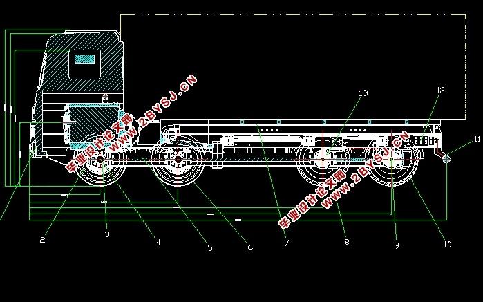 图纸6张,答辩PPT)  首先进行平车-集装箱两用车各零件的性能分析:零件所含材料,材料性能特点,零件结构分析,零件用途等。  然后开始设计平车-集装箱两用车各零件的尺寸,一边设计一边记录数据,并通过CAD软件绘制零件的二维图。 平车-集装箱两用车强度的计算 根据平车-集装箱两用车的结构和特性,可不考虑门的扭转力的惯性和平车-集装箱两用车的水平面荷载水平是可以忽略不计。计算并根据第二负载门的强度,动载车赛道是非常小的,可以由一个集中荷载的近似计算。弯曲正应力截面包括:整体弯曲门的应力载荷下车门压引起的工