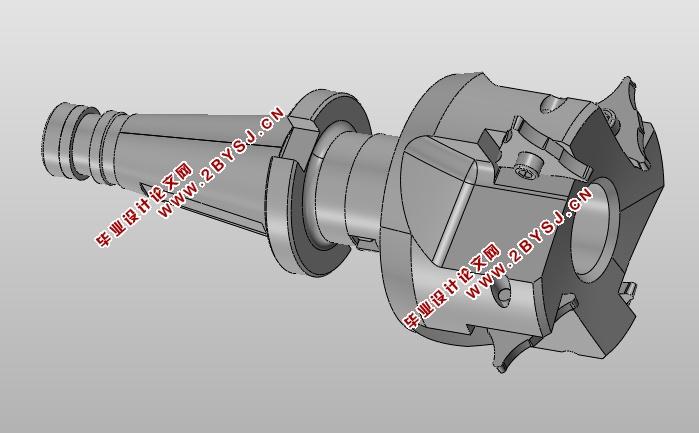 零件成形齿轮的就业(含CAD铣刀图装配图,Sol2017难设计建筑设计的年图片