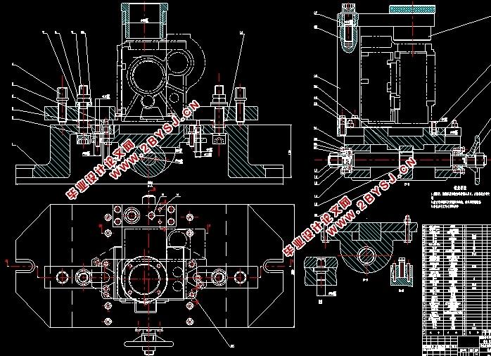 66镗孔夹具设计(含cad图,工序卡)(论文说明书18000字,cad图纸6张,工序