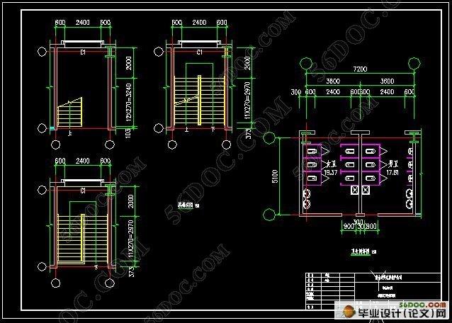 五层6500平米钢框架综合办公楼建筑结构设计(含任务书,计算书165000字,cad建筑图8张,cad结构图15张) 摘 要 该工程位于唐山地区,地震设防烈度为8度。本工程采用框架钢结构。该楼为五层,层高3.9+3.6x4+1.5米,总高19.8米,总建筑面积为6489.23平方米。 建筑设计方面,除了对建筑应有的功能和美观设计外,还在一些细节上着重突出绿色环保的人性化设计,例如坡道无障碍设计、建筑材料的选用等等。