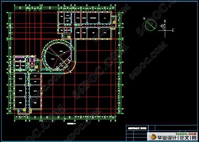 农村90平米地基设计图展示图片