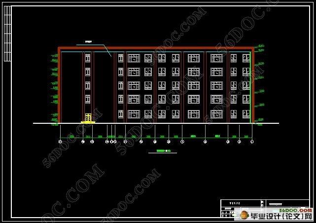 公楼设计(pkpm电算)