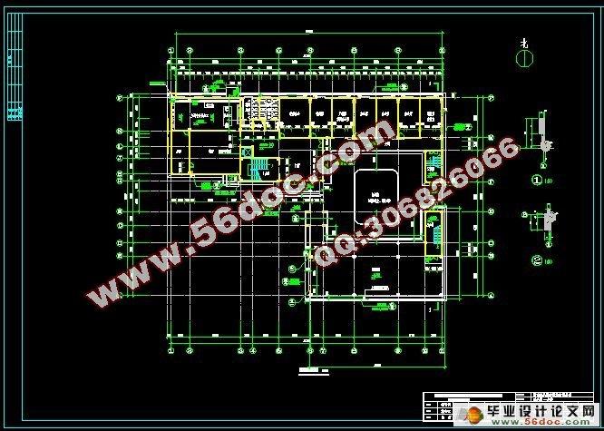 首层架空层建筑面积_四层框架结构小学教学楼工程施工图预算(附CAD图纸,工程量清单 ...