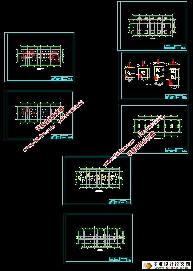 五层3700平米学生公寓宿舍楼设计(计算书22000字,CAD建筑图7张,结构图7张) 工程概况 该工程为5层学生公寓,主体为现浇钢筋混凝土框架结构,建筑面积3795,建筑物共5层,底层层高3.6m,标准层层高3.6m,顶层层高3.6m,总高度18.0m,室内外高差0.450m 该学生公寓拥公寓、传达室、活动室、洗衣房等。楼内设有2个楼梯,楼梯开间均为2.