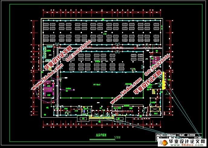 摘要:本设计主要进行了结构方案中横向框架轴框架